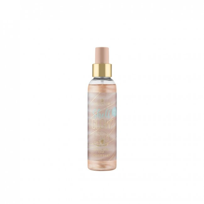 LIMITED EDITION: essence Tansation Shell I Glow? Glow Water Mist 150ml