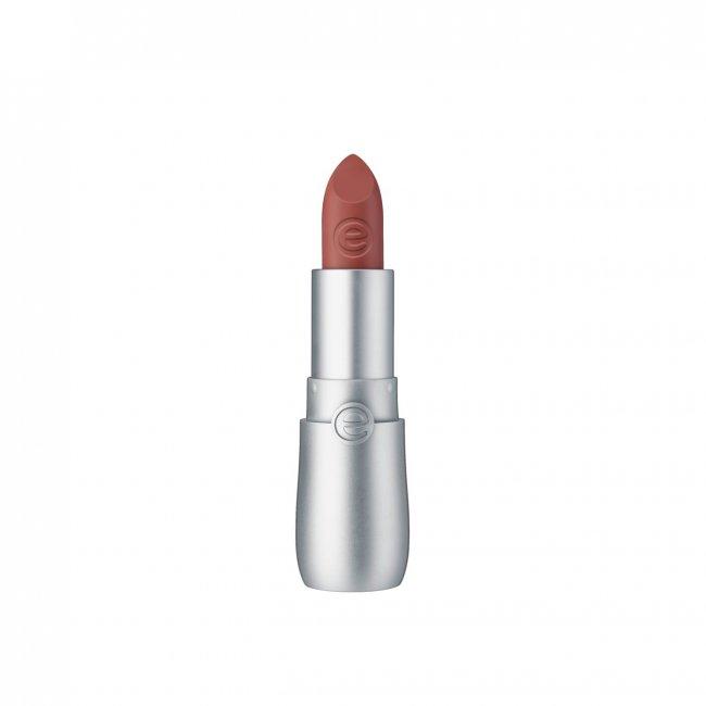essence Velvet Matte Lipstick 01 Donuts Go Nut 3.8g
