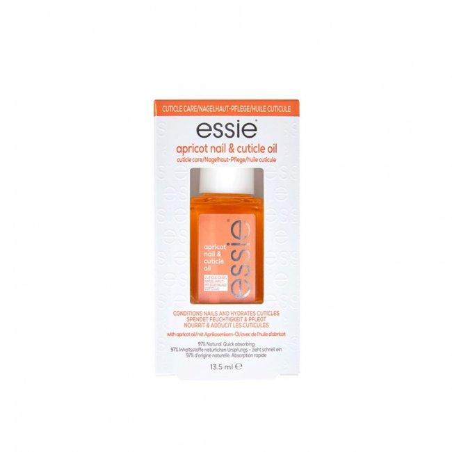 essie Treatment Apricot Nail & Cuticle Oil 13.5ml
