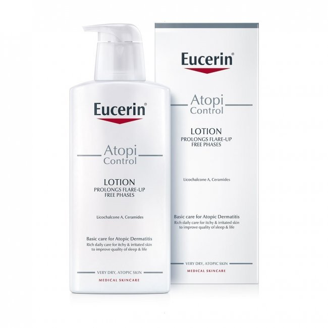Eucerin AtopiControl Hand Cream for Dry and Atopic Skin