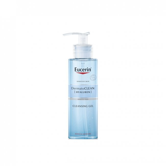 Eucerin DermatoCLEAN Hyaluron Cleansing Gel 200ml