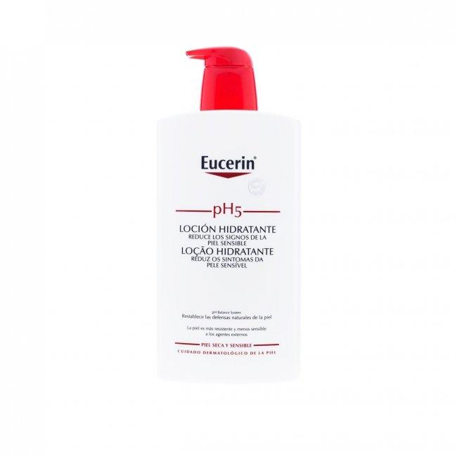 DESCONTO: Eucerin pH5 Lotion 1L