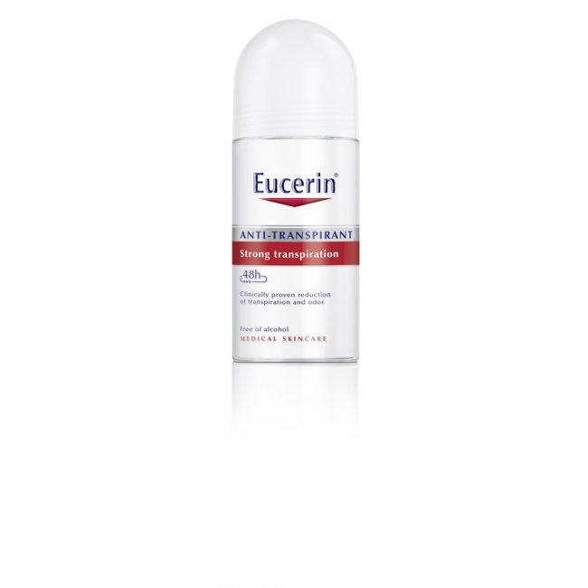 Eucerin Anti-Perspirant Roll-on 48h 50ml