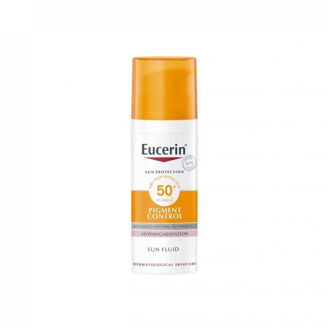 Eucerin Sun Pigment Control Sun Fluid SPF50+ 50ml