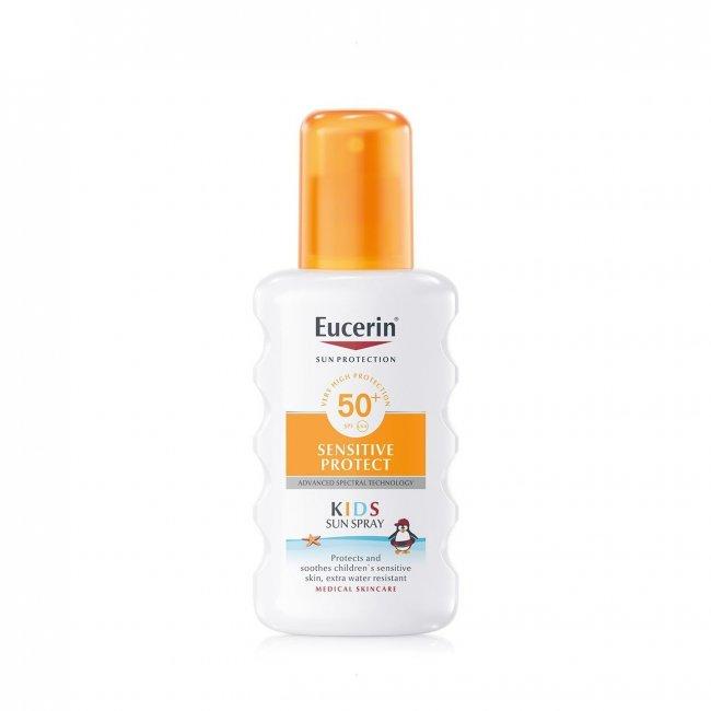 Eucerin Sun Sensitive Protect Kids Spray SPF50+ 200ml