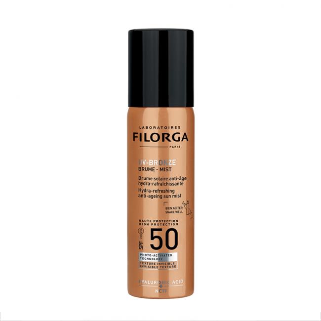 Filorga UV-Bronze Bruma Refrescante Anti-Envelhecimento FPS50+ 60ml