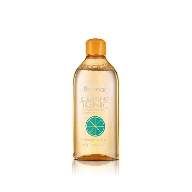 Flormar Cleansing Tonic With Citrus For Combination & Oily Skin 200ml