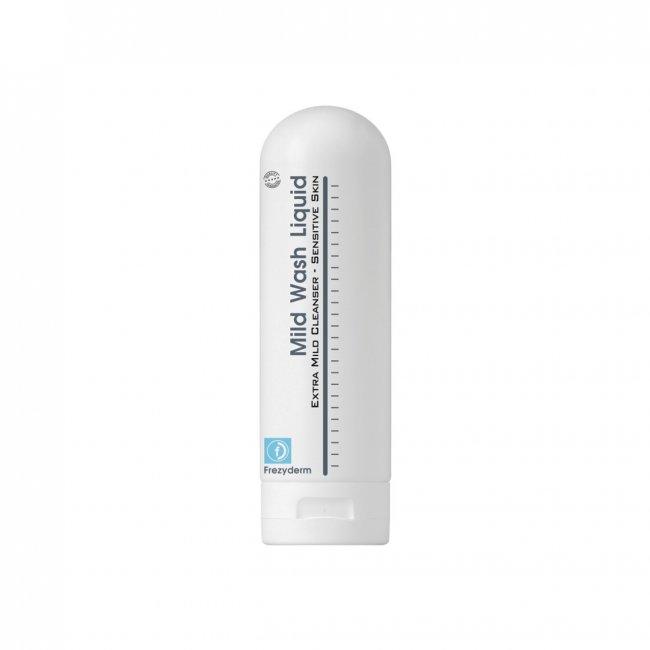 Frezyderm Mild Wash Liquid Extra Mild Cleanser 200ml