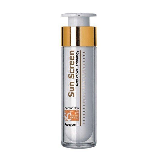 Frezyderm Sunscreen Velvet Face SPF50+ 50ml