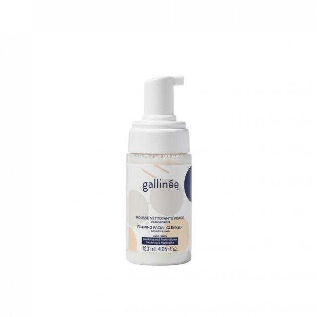 Gallinée Prebiotic Foaming Facial Cleanser 120ml