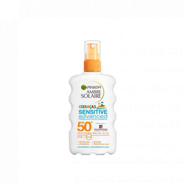 Garnier Ambre Solaire Sensitive Advanced Sun Spray Kids SPF50+ 200ml