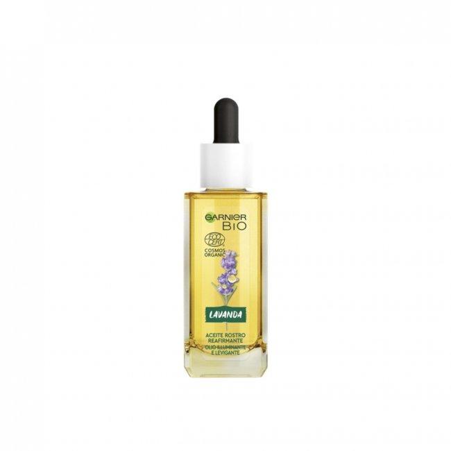Garnier Bio Organic Lavandin Smooth & Glow Facial Oil 30ml