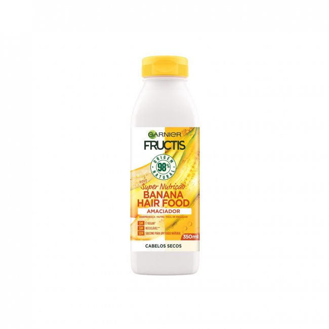 Garnier Fructis Hair Food Banana Conditioner 350ml