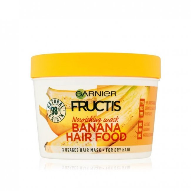 Garnier Fructis Hair Food Banana Mask 390ml