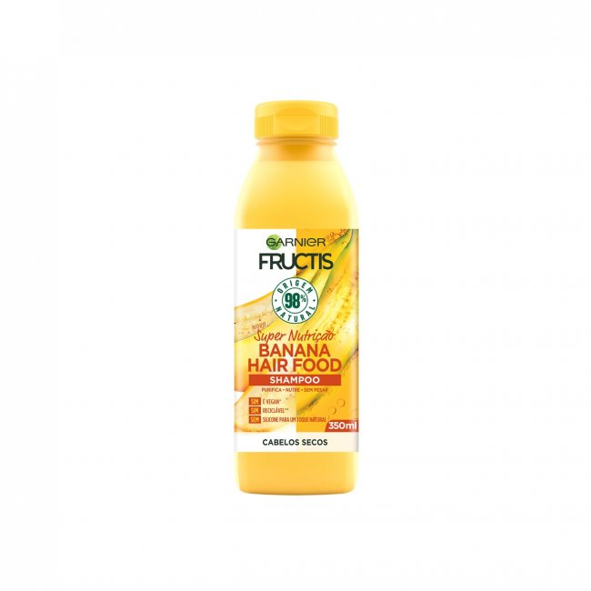 Garnier Fructis Hair Food Banana Shampoo 350ml