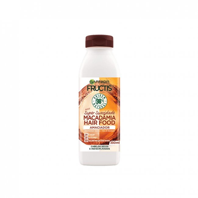 Garnier Fructis Hair Food Macadamia Conditioner 350ml