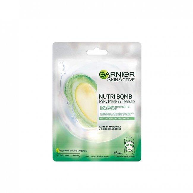 Garnier Skin Active Nutri Bomb Sheet Mask Almond Milk 28g