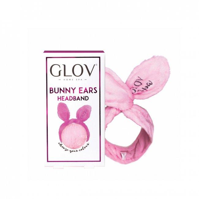 GLOV Bunny Ears Hairband Pink