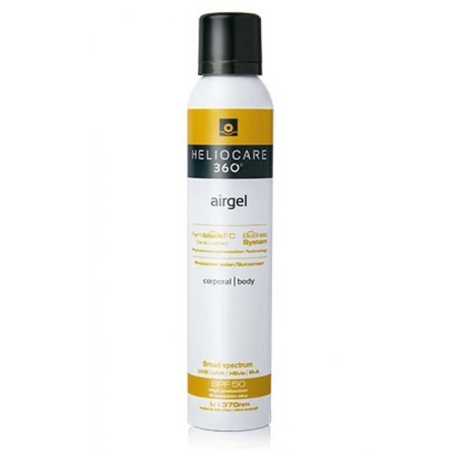 Heliocare 360 Airgel Body Sunscreen SPF50+ 200ml