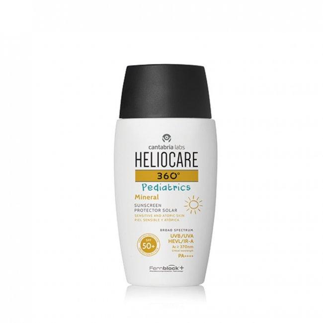 Heliocare 360 Pediatrics Mineral SPF50+ 50ml