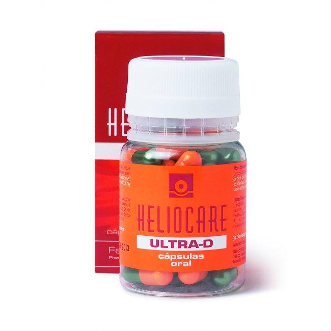Heliocare Ultra D Sun Capsules x30