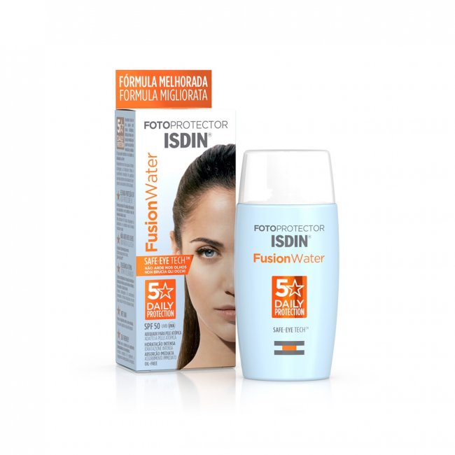 ISDIN Fotoprotector Fusion Water SPF50 50ml