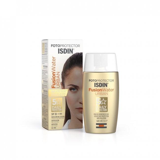 ISDIN Fotoprotector Fusion Water Urban SPF30 50ml