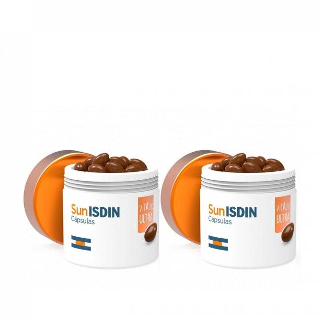 PACK PROMOCIONAL: ISDIN SunISDIN VitAox Ultra Capsules 2x30