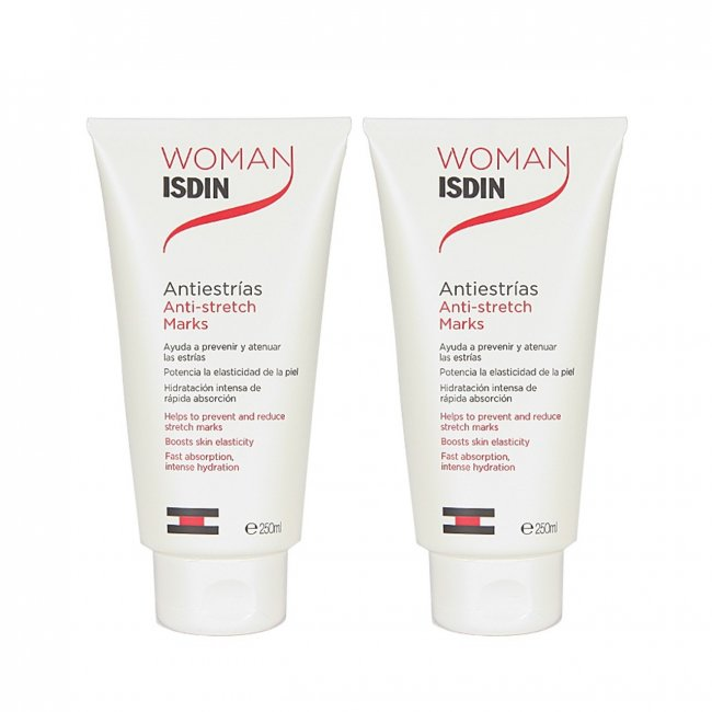 PACK PROMOCIONAL: ISDIN Woman Isdin Anti-Stretch Marks 250ml x2