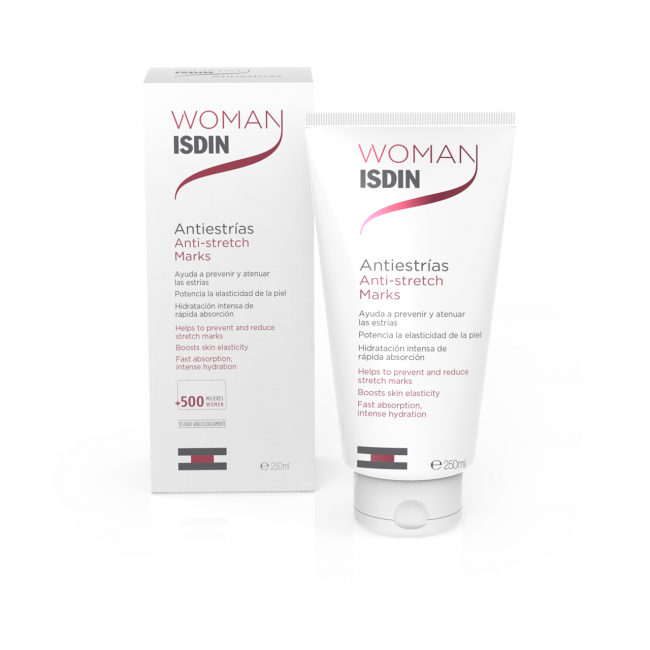 ISDIN Woman Isdin Anti-Stretch Marks 250ml