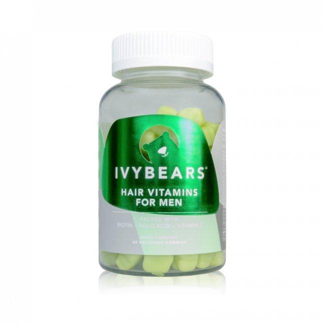 Ivy Bears Hair Vitamins Men x60