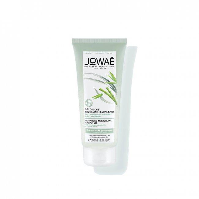 JOWAÉ Revitalizing Moisturizing Bamboo Shower Gel 200ml