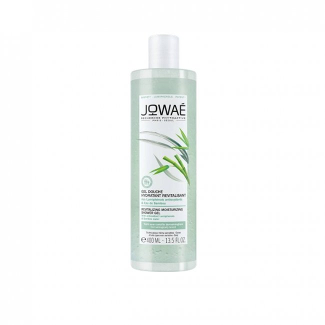 JOWAÉ Revitalizing Moisturizing Bamboo Shower Gel 400ml