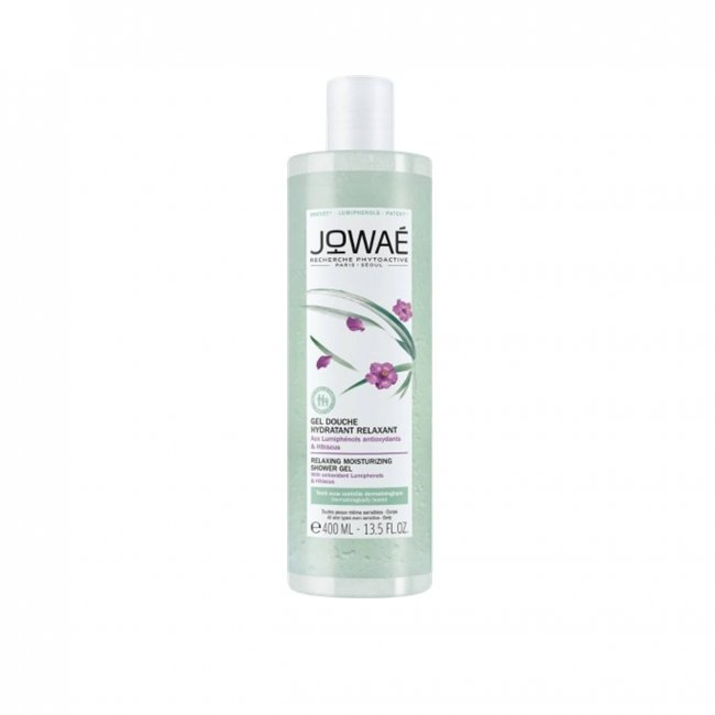 JOWAÉ Relaxing Moisturizing Hibiscus Shower Gel 400ml