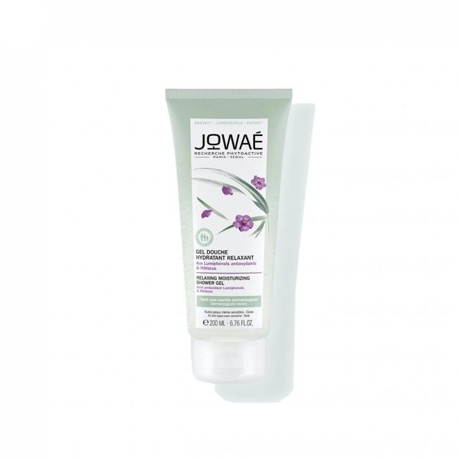 JOWAÉ Relaxing Moisturizing Hibiscus Shower Gel 200ml