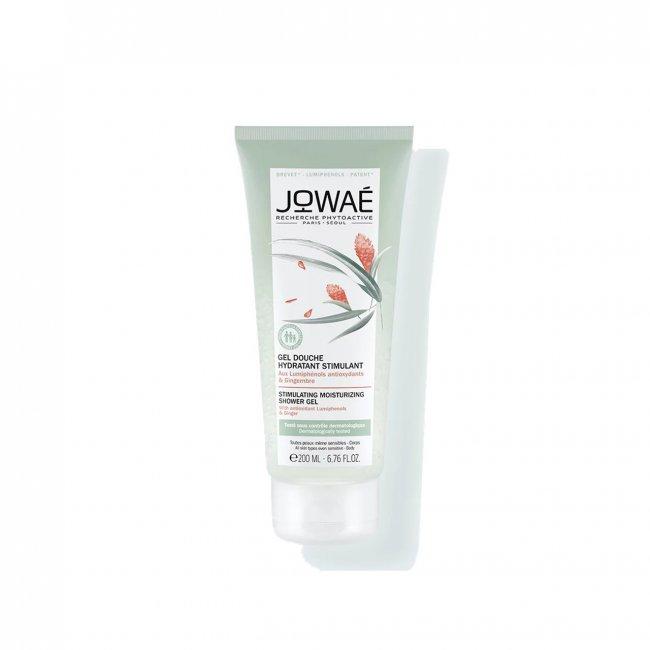 JOWAÉ Stimulating Moisturizing Ginger Shower Gel 200ml