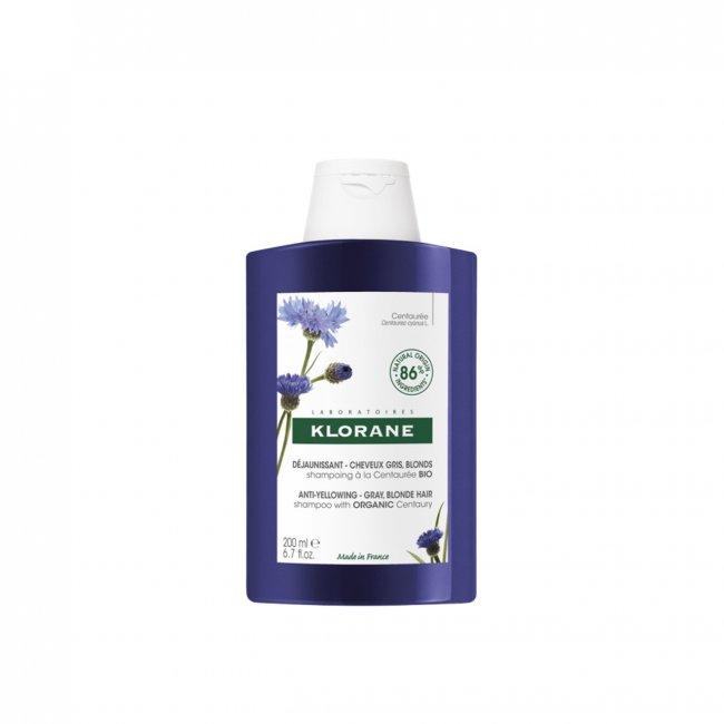 Klorane Shampoo c/ Centáurea Azul 200ml