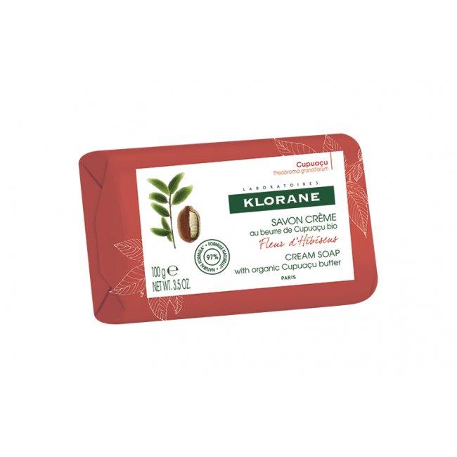 Buy Klorane Body Hibiscus Flower Cream Soap 100g Pakistan