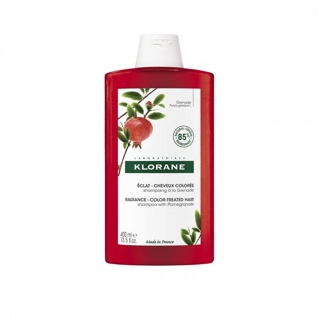 Klorane Shampoo Romã 400ml