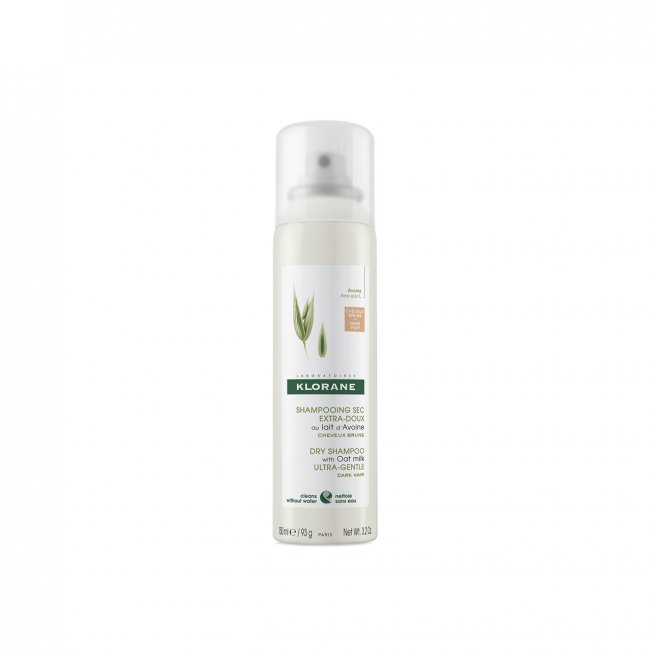 Klorane Shampoo Seco c/ Leite Aveia c/ Cor 150ml