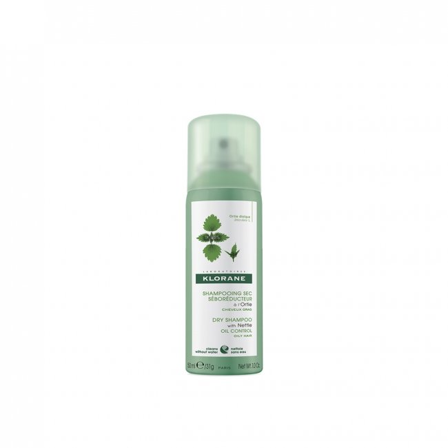 Klorane Dry Shampoo with Nettle 50ml