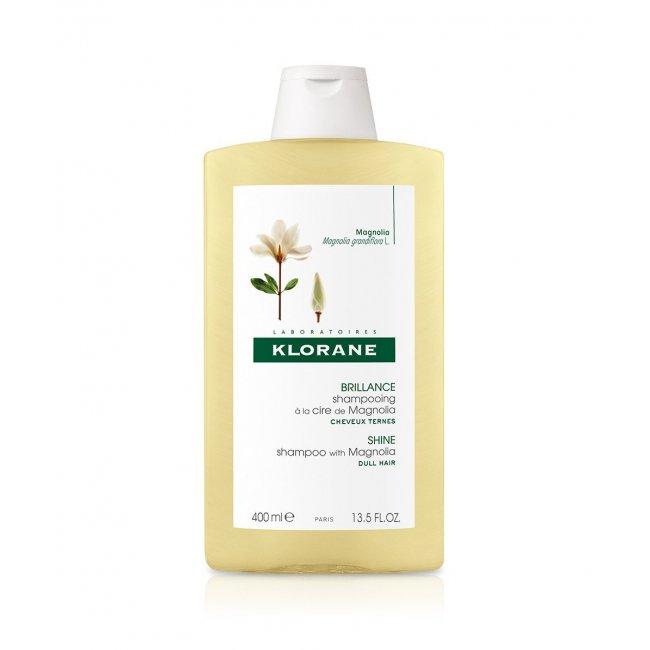 Klorane Shampoo Brilho c/ Cera Magnólia 400ml