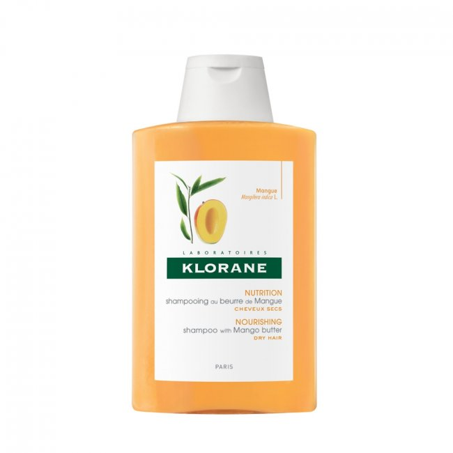 Klorane Shampoo Nutritivo c/ Manteiga Manga 200ml