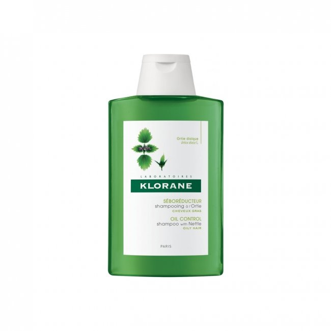 Klorane Oil Control Shampoo with Nettle 200ml