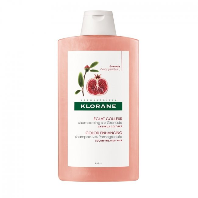 Klorane Color Radiance Shampoo with Pomegranate 400ml