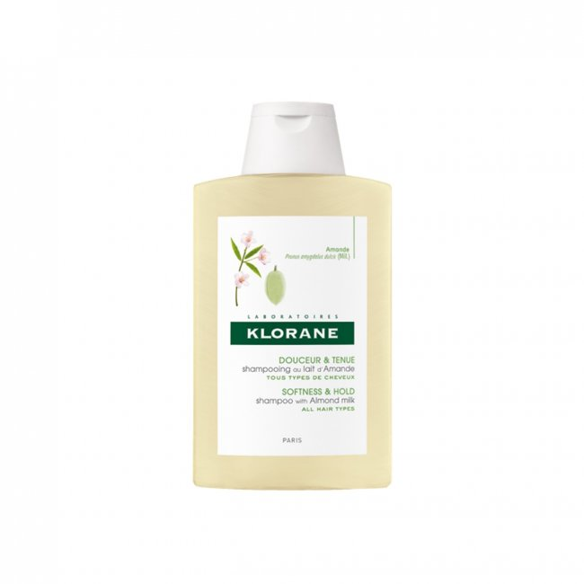 Klorane Softness & Hold Shampoo with Almond Milk 200ml