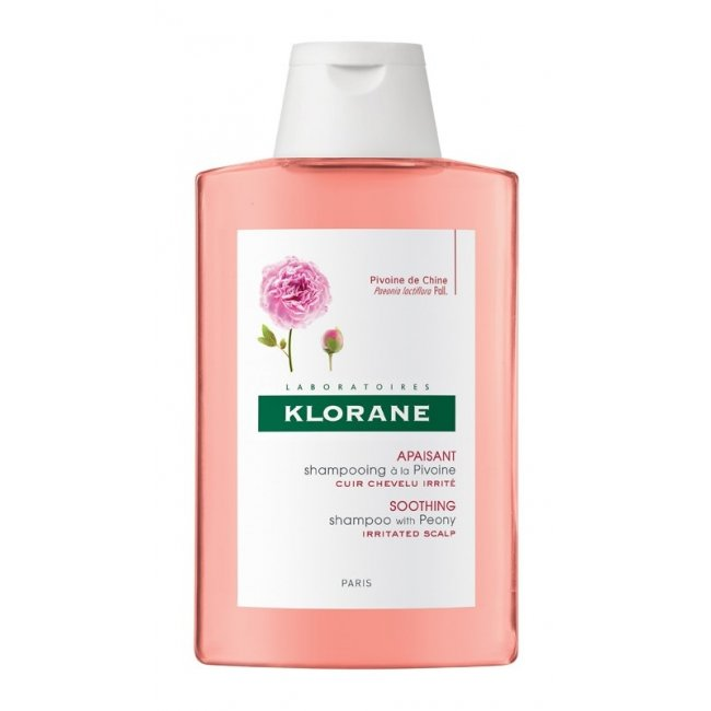 Klorane Shampoo Calmante & Anti-Irritante c/ Peónia 400ml