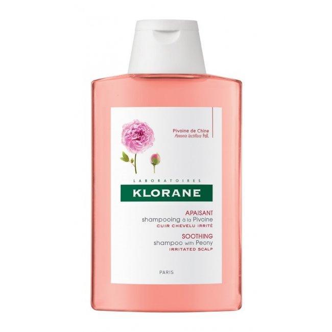 Klorane Soothing & Anti-Irritating Shampoo with Peony 200ml
