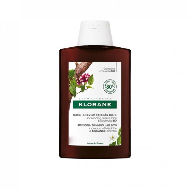 Klorane Strengthening Shampoo for Hair Loss & Thinning 400ml