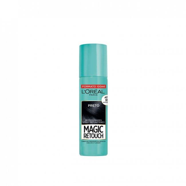 L'Oréal Paris Magic Retouch Black Root Touch Up 100ml